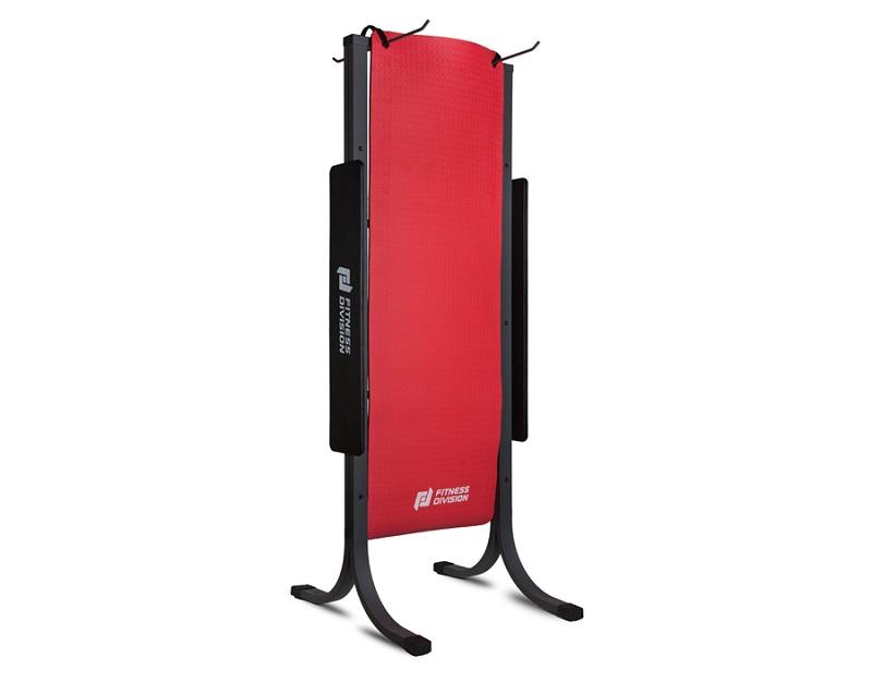 Стойка для гимнастических ковриков Fitness Division для 10 штук RK-EM-F200 стойка под штангу carbon fitness rk 20