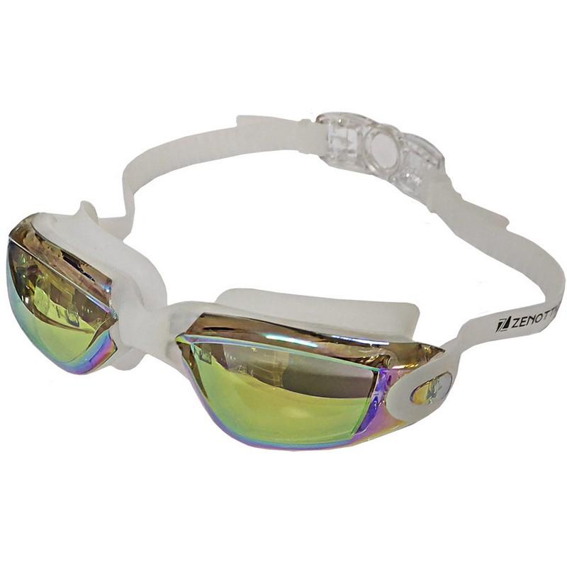 Купить Очки для плавания регулируемый B31546-2 Белорозовый, NoBrand
