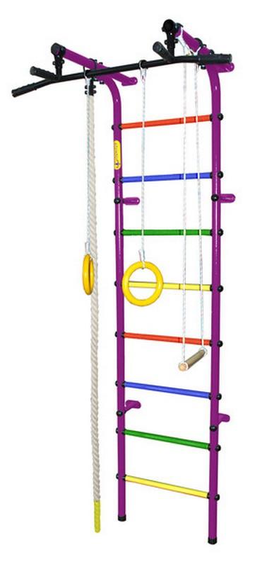 Детский спортивный комплекс Формула здоровья Непоседа-3В Плюс