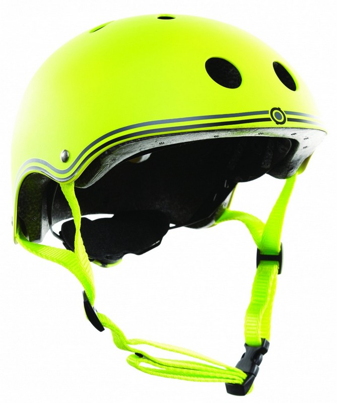 Шлем Globber Helmet Junior Lime green