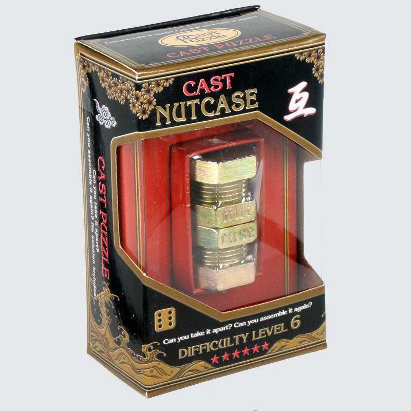 Купить Головоломка Гайка******/ Cast Puzzle NutCase******, NoBrand