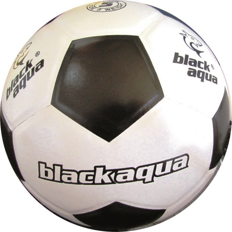 Мяч футбольный Black Aqua F109 №5