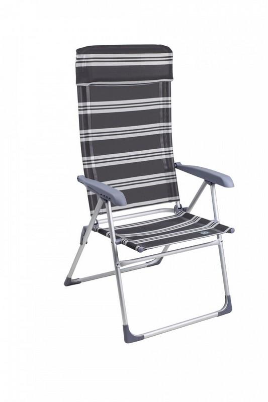 Кресло складное GoGarden Sunset Deluxe Серый