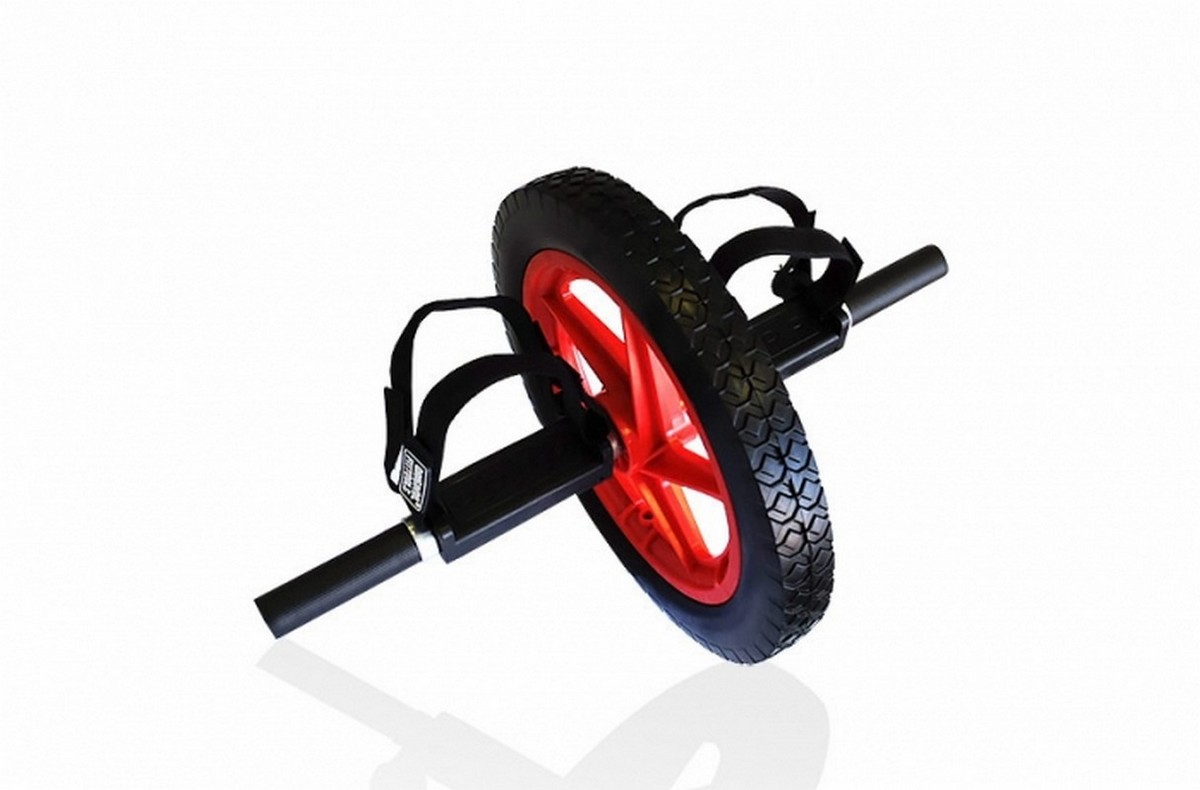 Колесо для отжиманий профессиональное Original Fit.Tools Power Wheel FT-PWRW