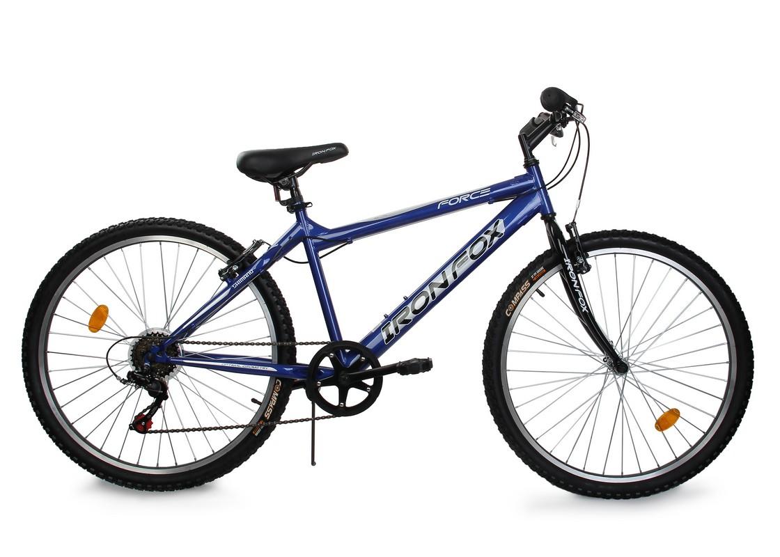 Велосипед Iron Fox Force 26 синий