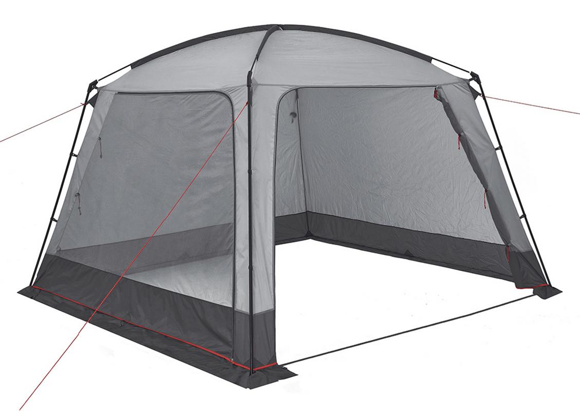 Шатер Trek Planet 70293 Rain Tent серый/ т.серый
