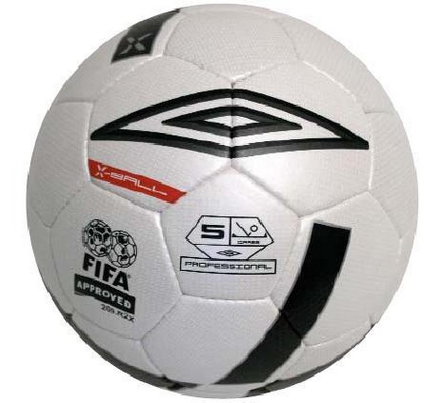 Мяч футбольный р.5 Umbro X Fifa Aproved Ball 502354-J47