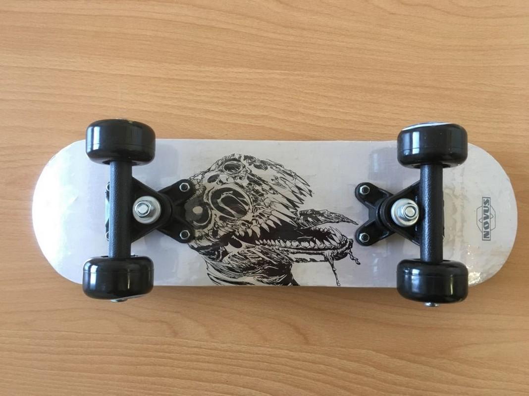 Купить Скейтборд Novus 17*5 , NSB-19.02,