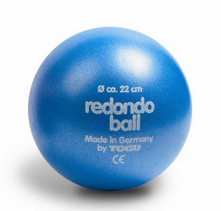 Пилатес-мяч Togu Redondo Ball D=22 см, голубой 491000