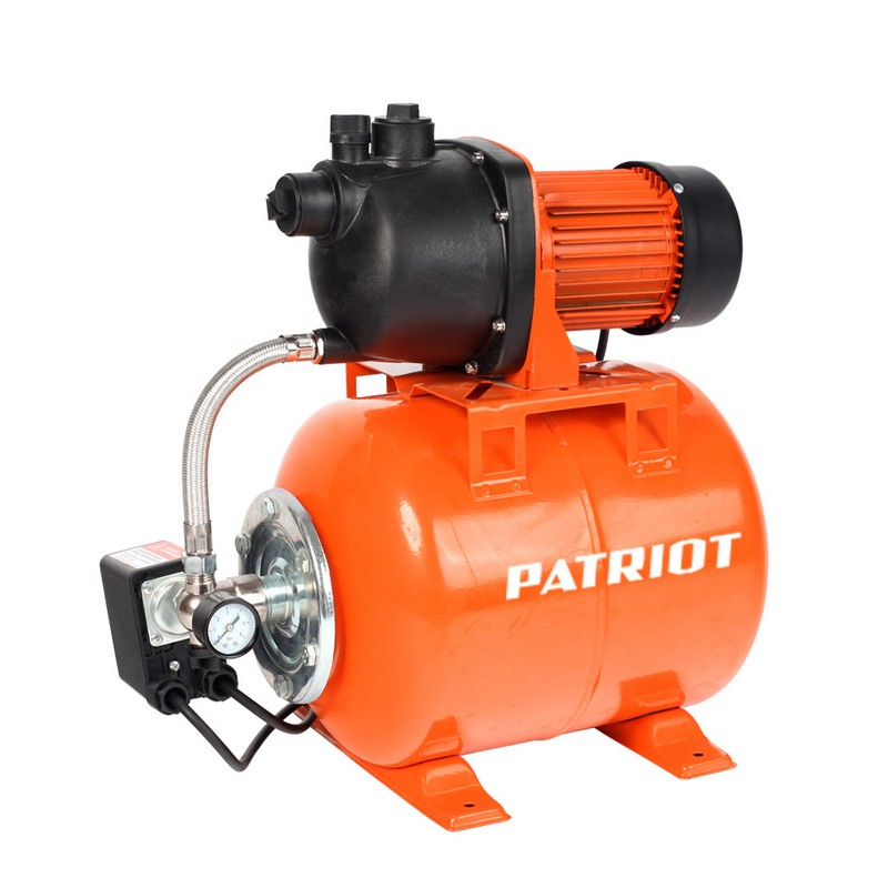 Насосная станция Patriot PW 850-24 P