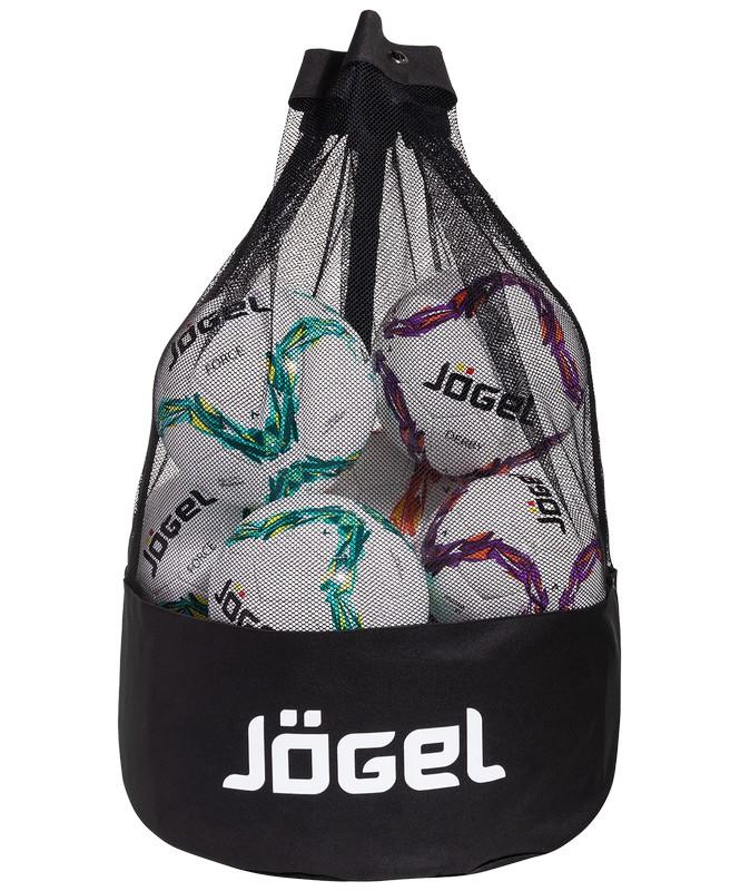 Купить Сетка для переноса мячей Jögel JBM-1804-061 черныйбелый,