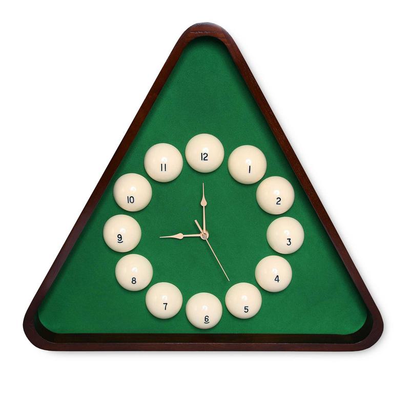 Купить Часы Fortuna Бильярд TR4667 коричневые,