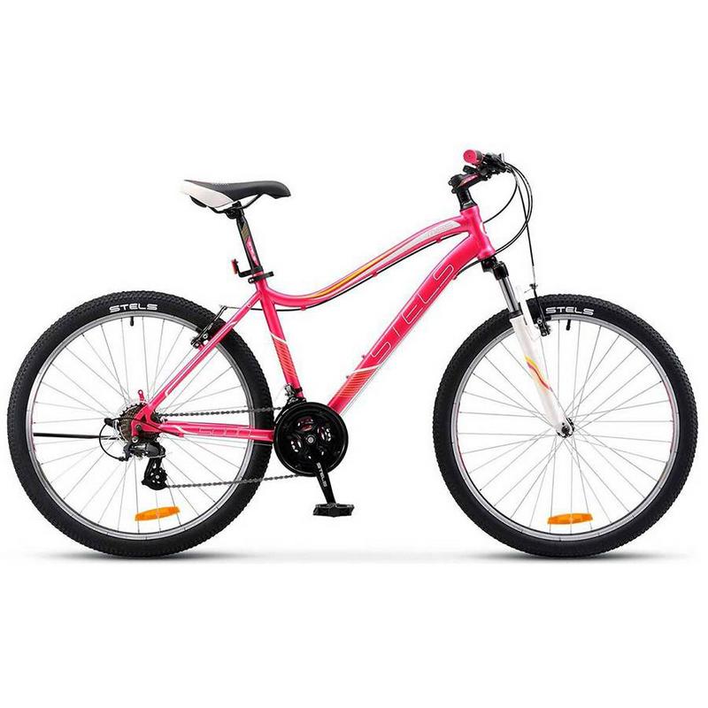 Купить Велосипед Stels Miss-5000 V V040 Розовый (LU089346) 27774,