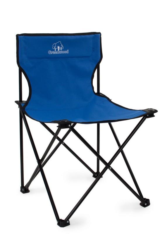 Кресло складное без подлокотников Greenwood FCL - 4134