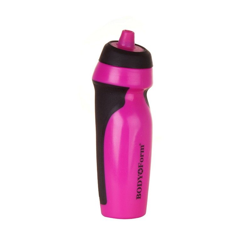 Купить Спортивная бутылка Body Form BF-SWB23-600 розовый,