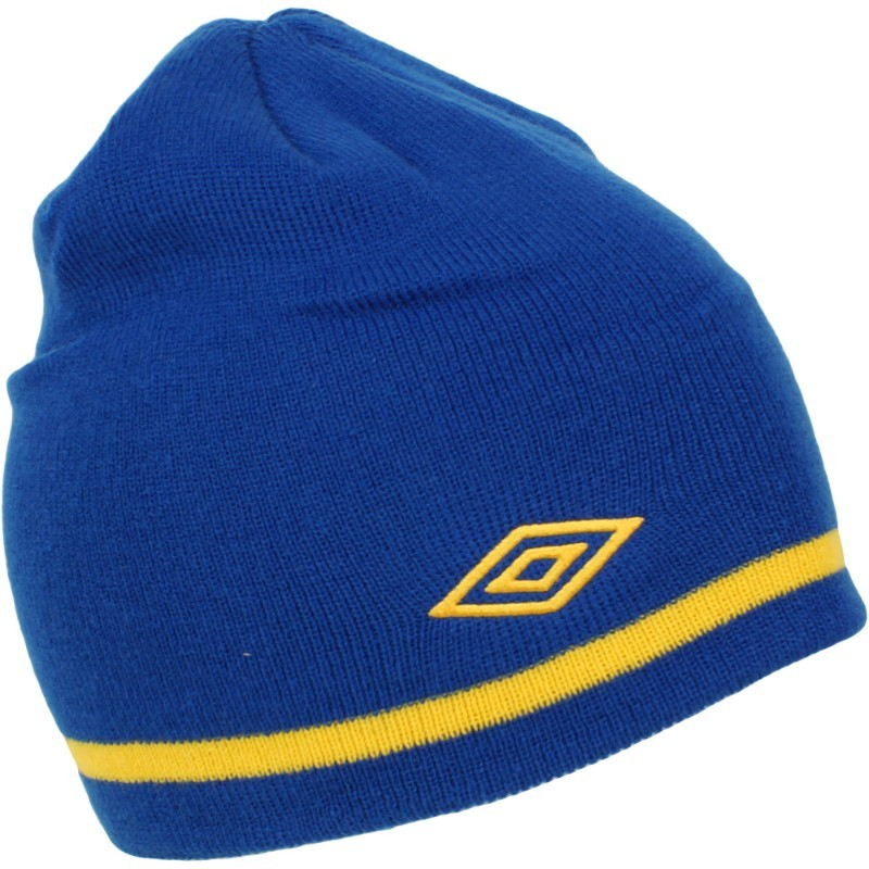 Шапка Umbro Unique hat 560212 (733) син/жёлт.