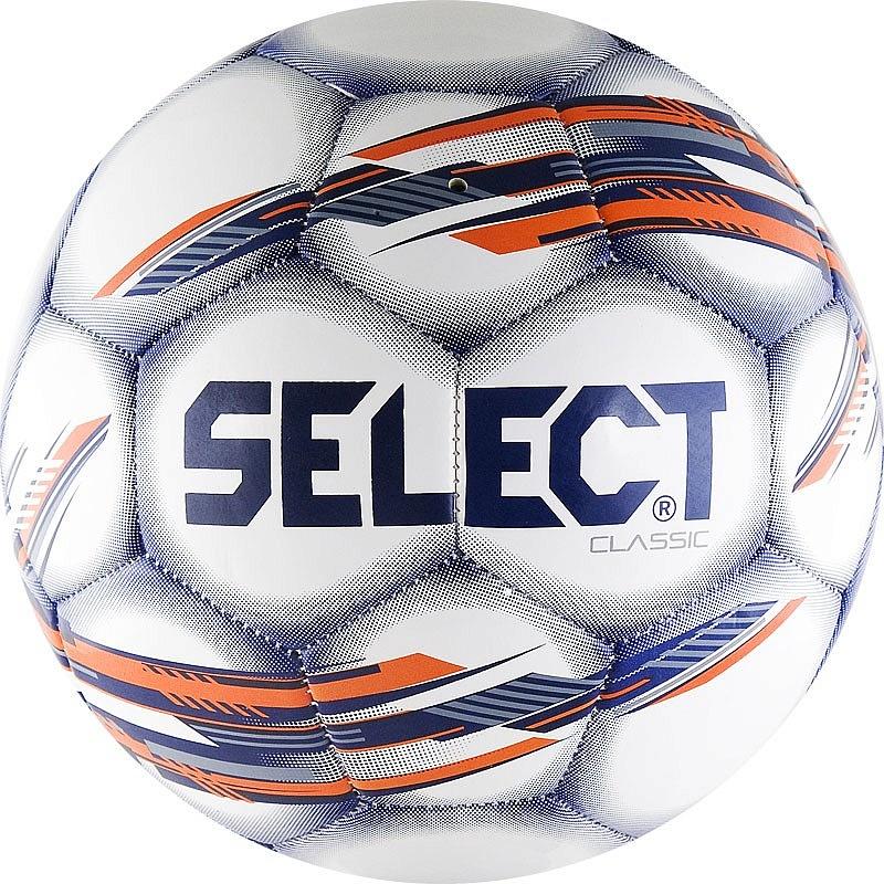 Мяч футбольный Select Classic №5, 101 мяч футбольный select talento арт 811008 005 р 3