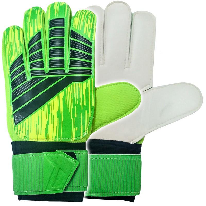 Перчатки вратарские E29484-1 Зеленый
