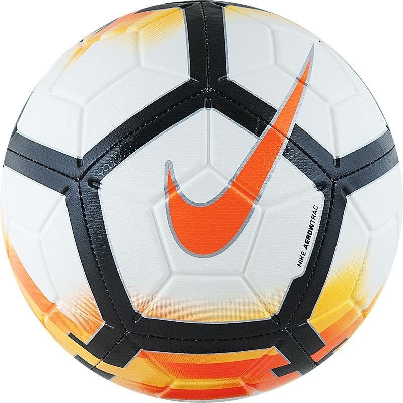 Мяч футбольный Nike Strike р.5 SC3147-103 мяч футбольный nike premier team fifa р 5