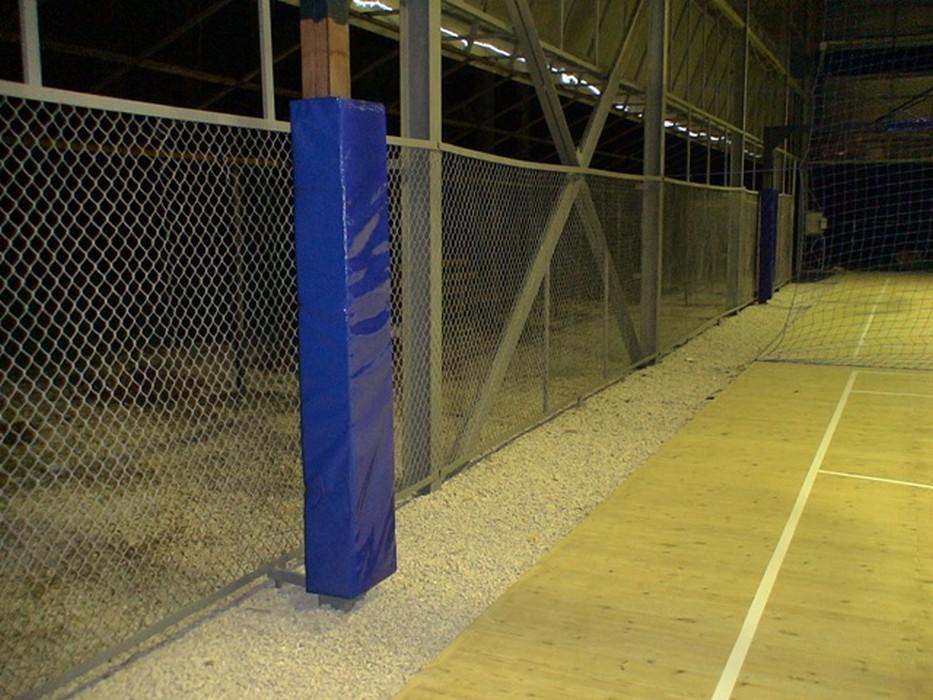 Купить Защита мягкая Atlet на баскетбольную стойку уличную IMP-A53,