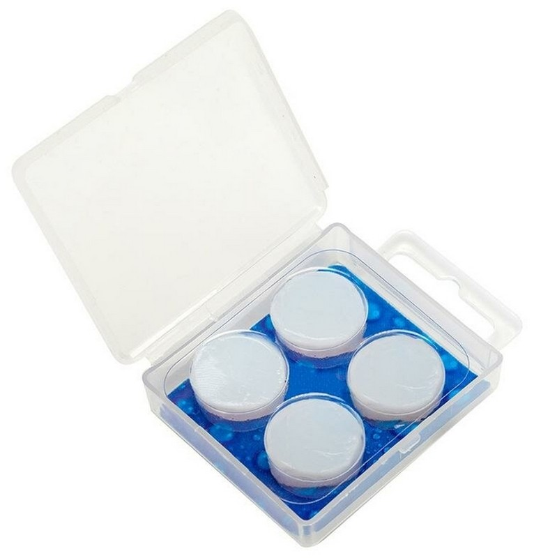 Купить Беруши для плавания водонепроницаемые силиконовые Bradex SF 0305,
