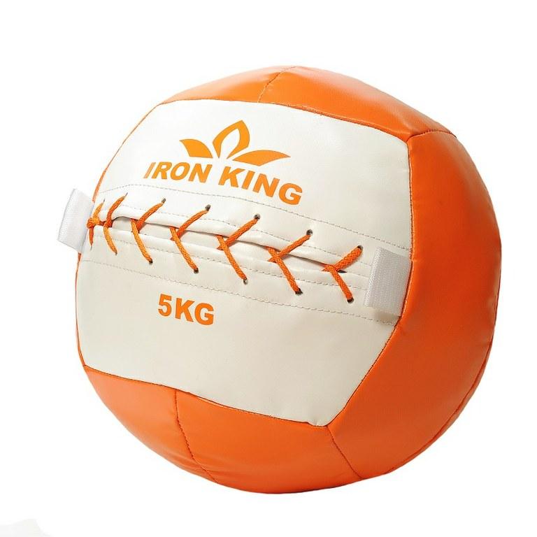 Купить Медбол Iron King CR 105 5 кг,