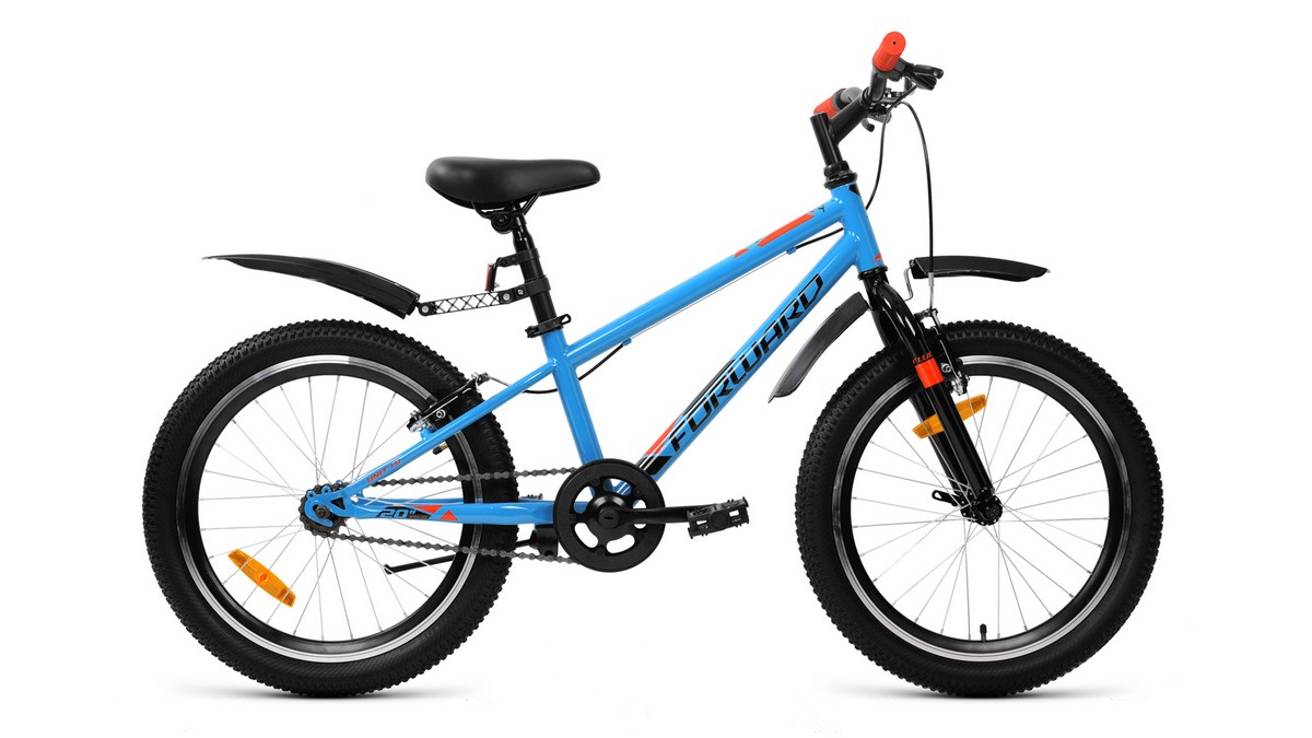 Горный велосипед Forward Unit 20 1.0 (2019)