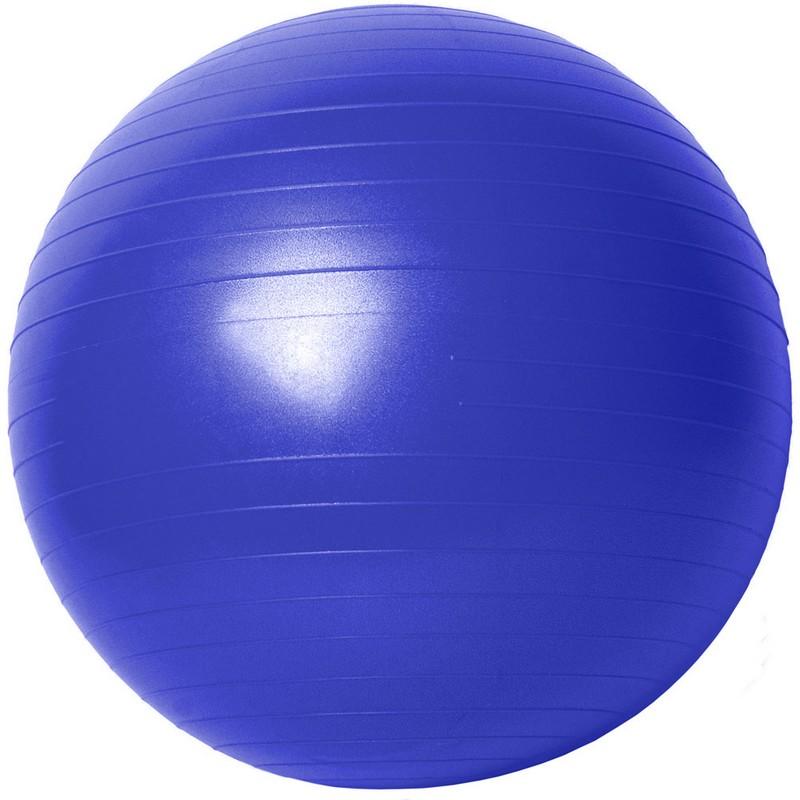 Купить Гимнастический мяч Gym Ball B31170-1 90 см синий, NoBrand