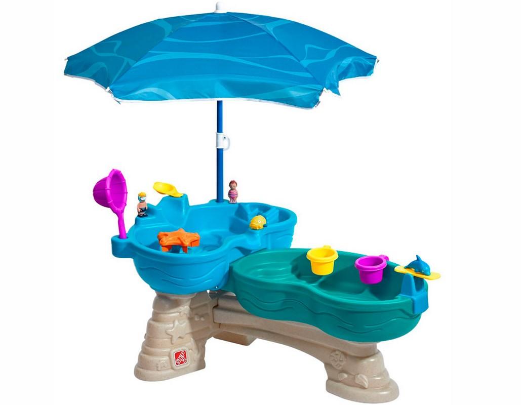 Стол для игр с водой Step2 Каскад 864500 от Дом Спорта