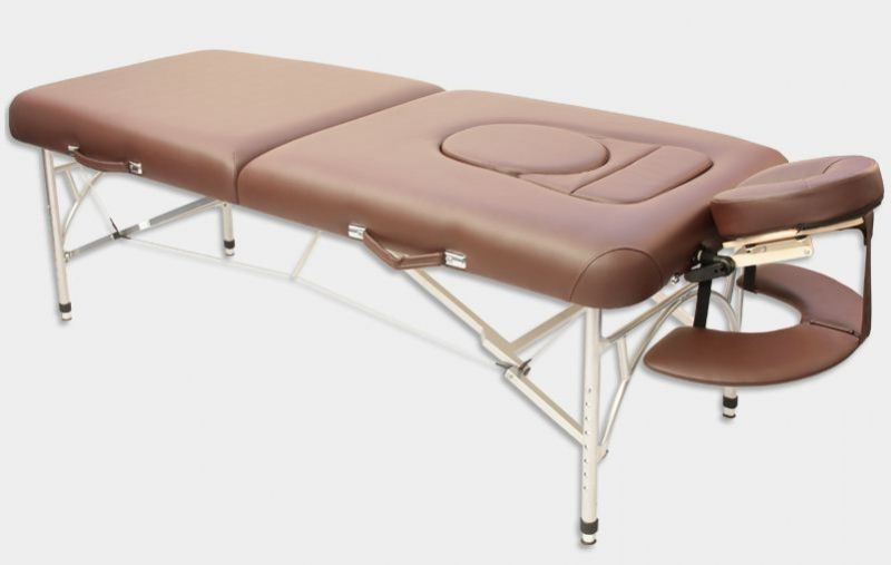 Складной массажный стол Vision Fitness Apollo Topmaster