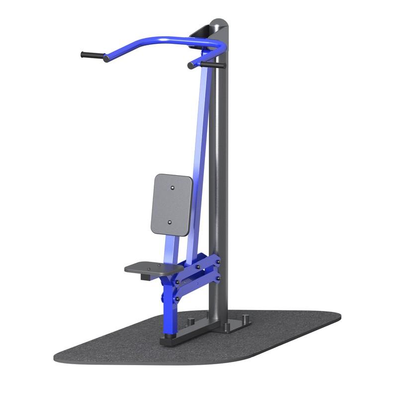 Купить Тренажер для вертикальной тяги Glav 14.008,