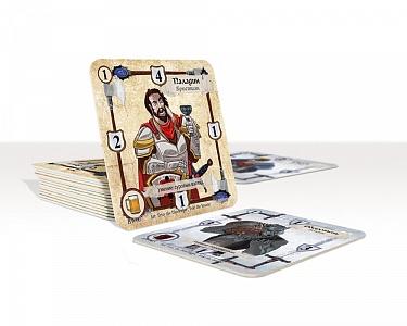 Игра Заварушка в трактире Сквирл ut-890