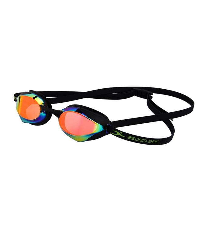 Очки для плавания 25DEGREES 25D03-IF34-25-30 Infase Mirrored Black