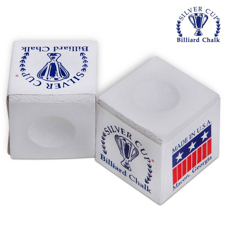 Мел Silver Cup White 12шт. мел silver cup blue 12шт