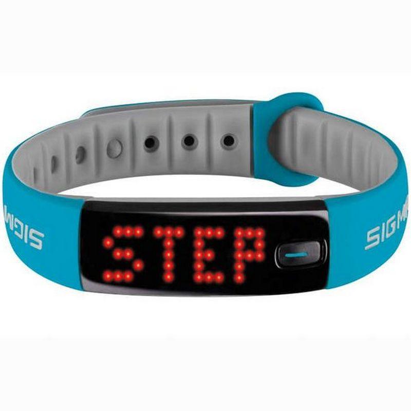 Фитнес-трекер Sigma sport Activo blue 22911
