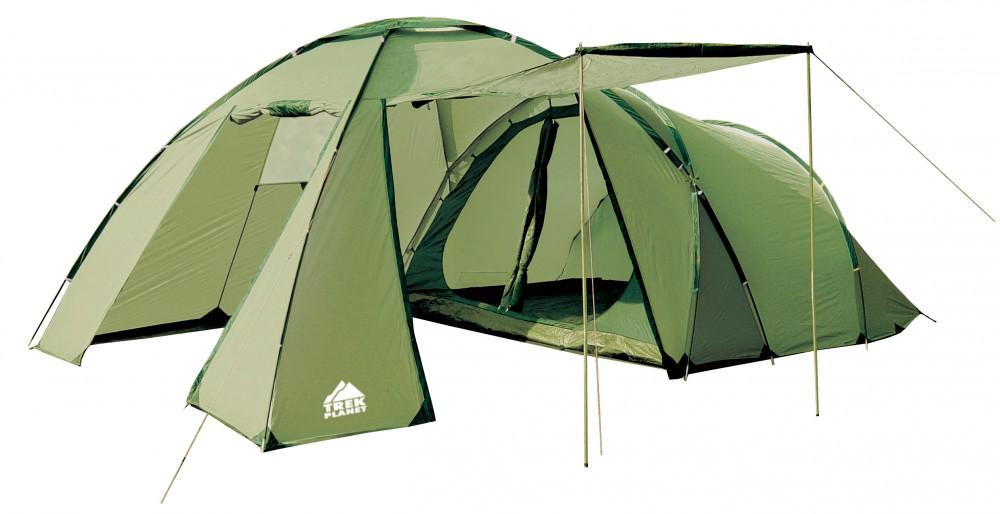 Палатка 4-м Trek Planet Montana 4 хаки