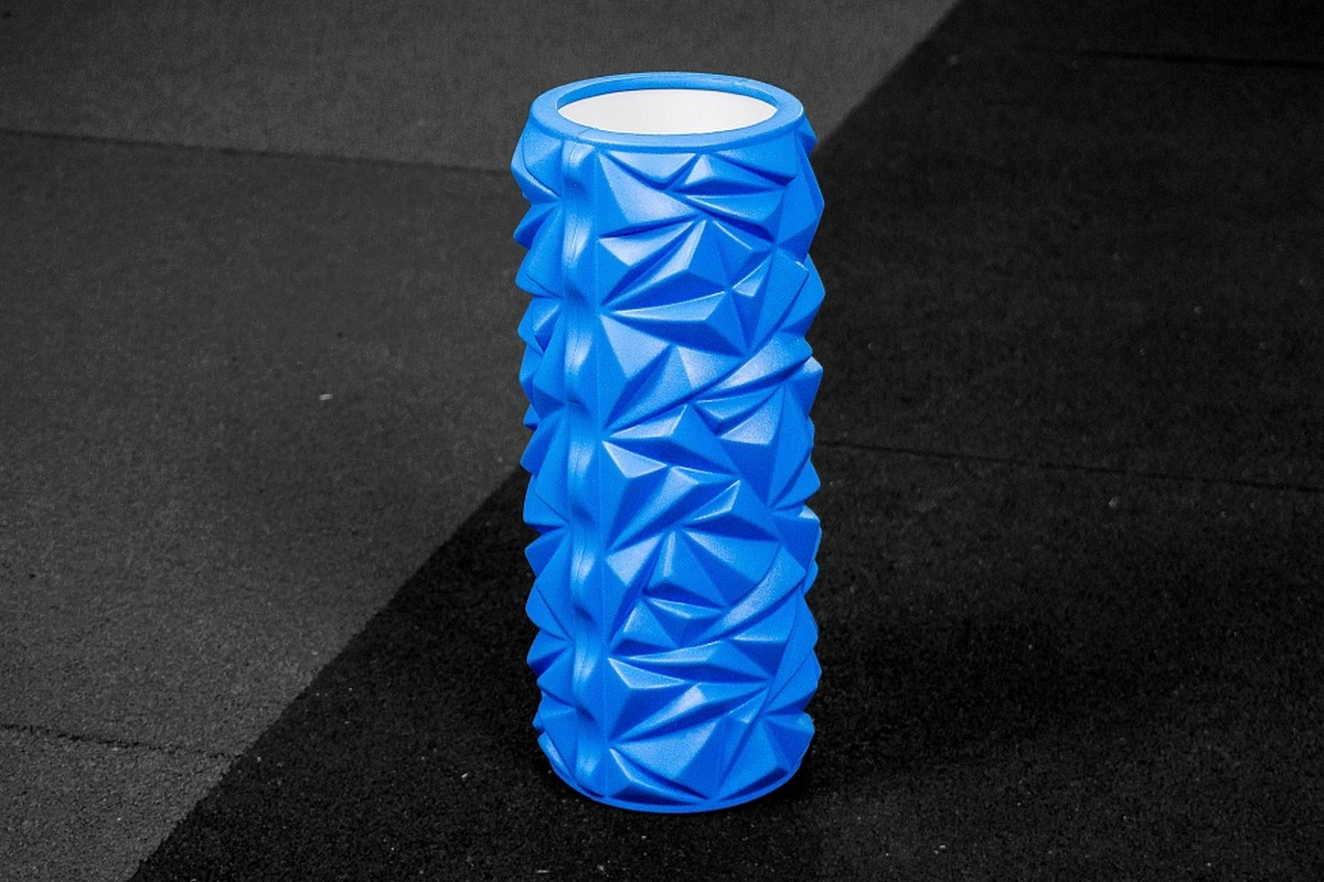 Mount roller YouSteel 33х14 cм, голубой