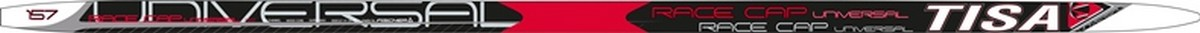 Беговые лыжи Tisa Race Cap Universal Jr. N90215