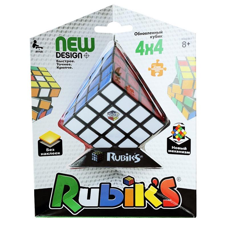 Кубик Рубика 4х4 без наклеек от Дом Спорта