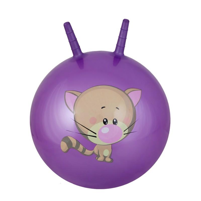 Мяч гимнастический 55 см Body Form BF-CHB02 фиолетовый