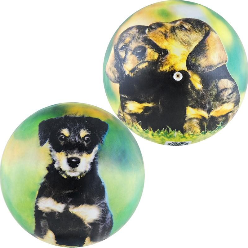 Купить Мяч детский Innovative Щенки 23см (ПВХ), NoBrand, Детские мячи
