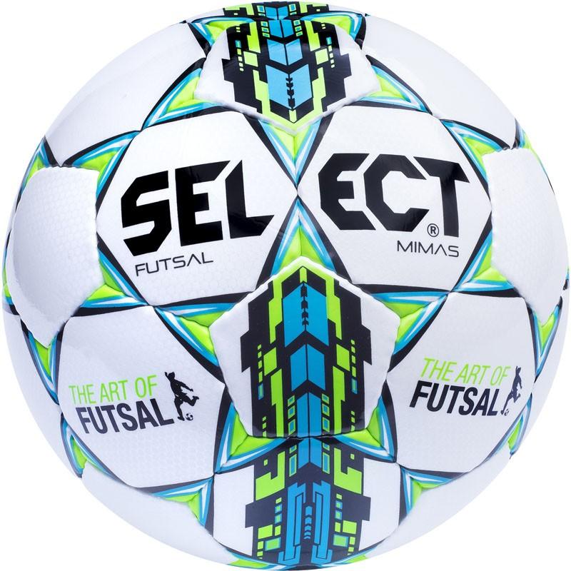 Мяч футзальный Select Futsal Mimas р.4 мяч футзальный select futsal samba 852618 005 р 4