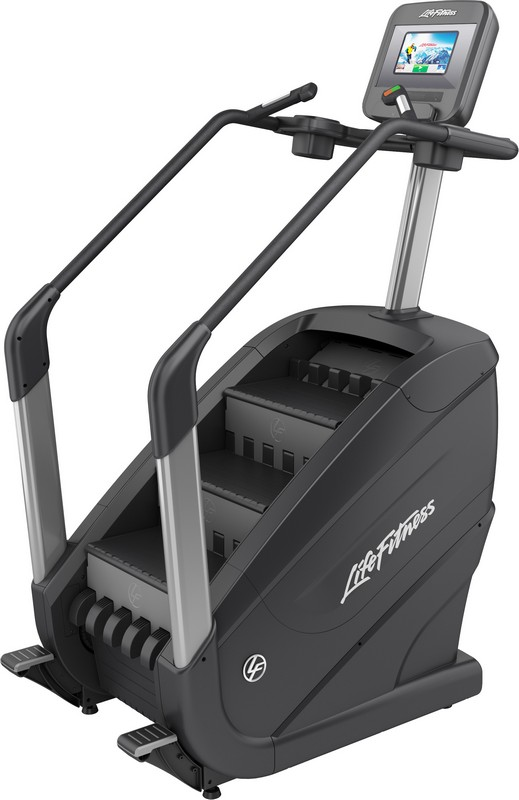 Степпер Life Fitness PowerMill Platinum Club PCPM Discover SE3