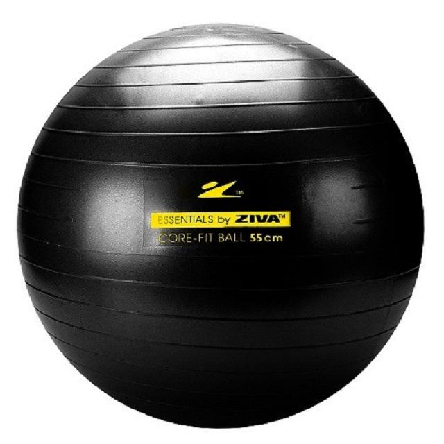Гимнастический мяч, 55см., с насосом Ziva ZES-CFCB-0055 ziva zes lpbr 0251