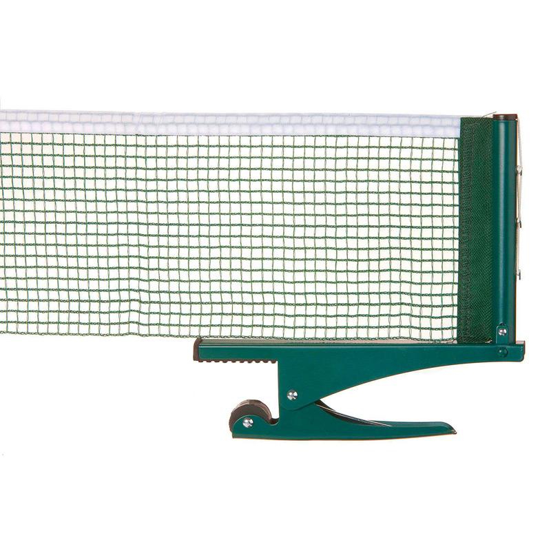 Сетка для настольного тенниса с креплением Torneo TI-NS1000 набор для настольного тенниса torneo 6 предметов ti bs1010