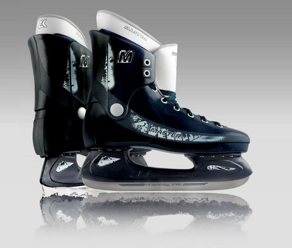 Хоккейные коньки СК Master deluxe