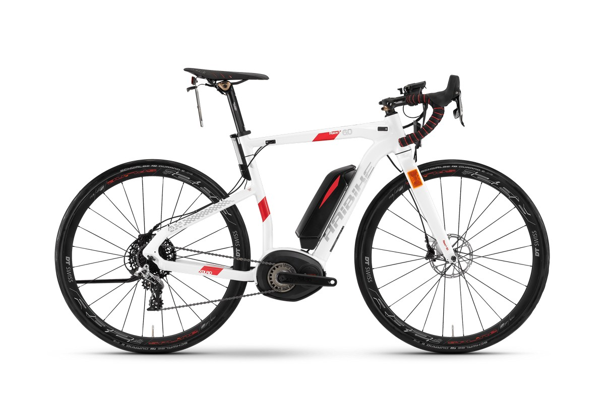 Электровелосипед HaiBike  Xduro Race S 6.0 500Wh 11s Rival (2018)