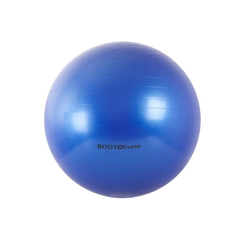 Купить Гимнастический мяч Body Form BF-GB01 D75 см. синий,
