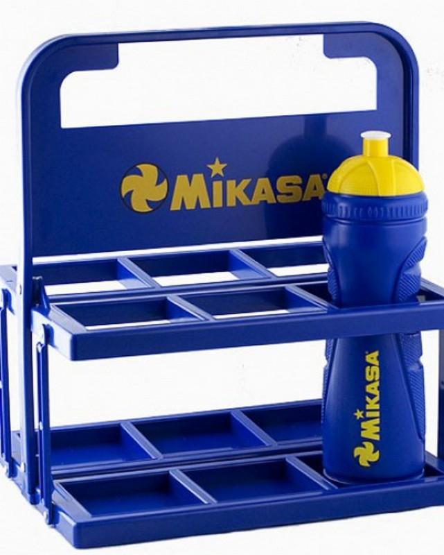 Контейнер для бутылок Mikasa  BC01, на 6 бутылок, синий