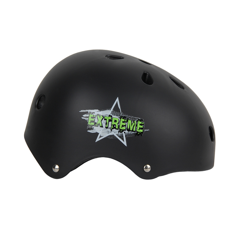 Шлем детский WX-1BPP Black/Green